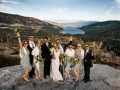 Cedar House wedding in Truckee for Kyle and Becky.